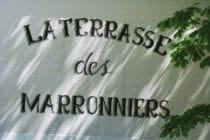 La Terrasse des Marronniers