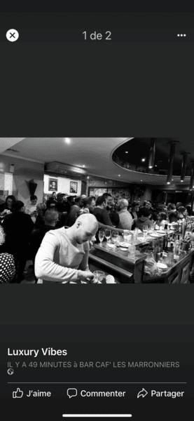 Bar Caf' des Marronniers