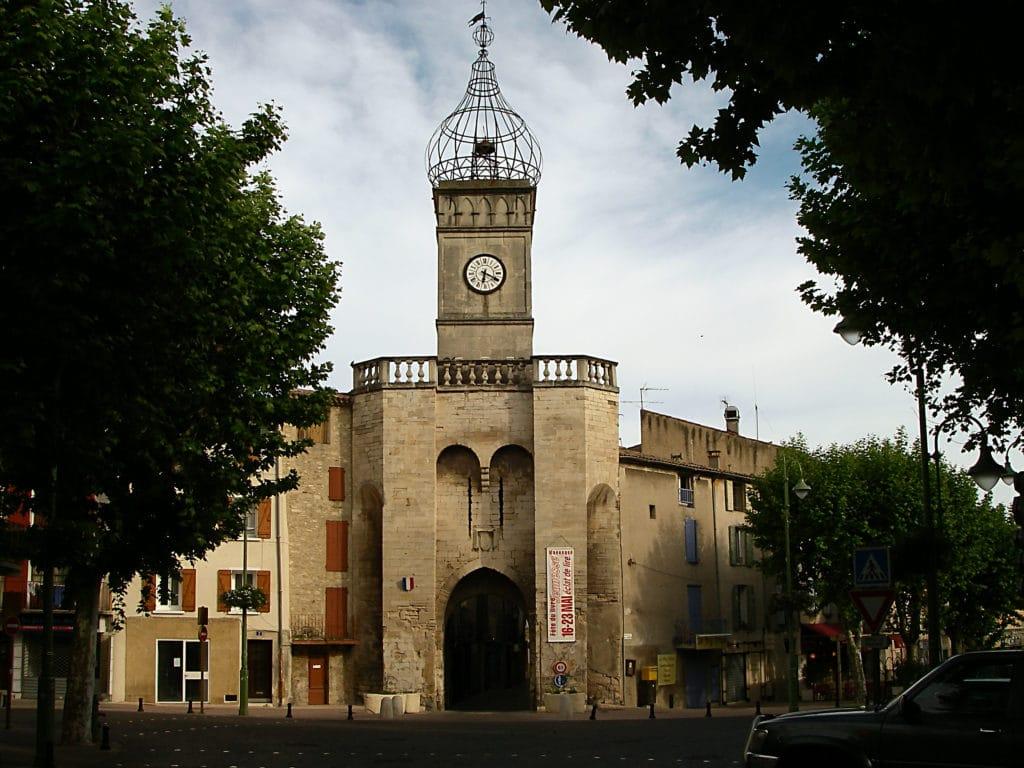 La porte Soubeyran, Manosque
