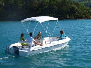yacht cap4000 Alizee Electronique