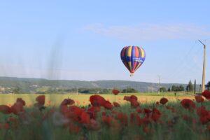 Découvrir la Provence en mongolfière