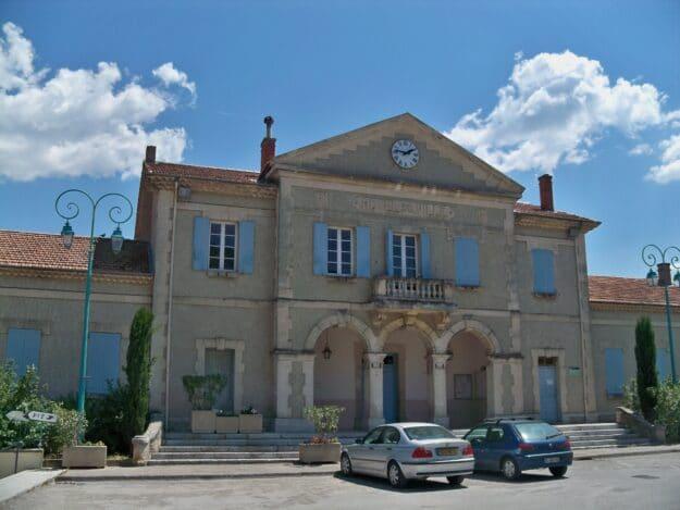 Mairie Volx